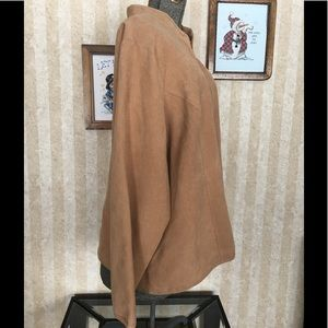 Studio Works Jackets & Coats - Studio Works suede feel jacket.
